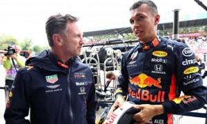 Хорнер: Якщо Албон вилетить з Ред Булл, то покине Формулу-1