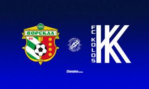 Ворскла - Колос: онлайн-трансляція матчу 10 туру УПЛ. LIVE