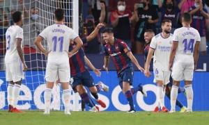 Реал не зміг переграти Леванте у 2 турі Ла-Ліги