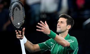 Джокович повторив рекорд Федерера