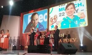 Абраменко та Костевич здобули спортивний Оскар України