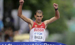 Російський легкоатлет дискваліфікований на вісім років