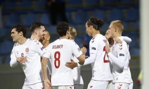 Ісландія - Данія 0:3. Огляд матчу