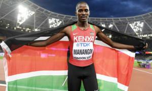 Чемпіона світу з легкої атлетики дискваліфікували через допінг