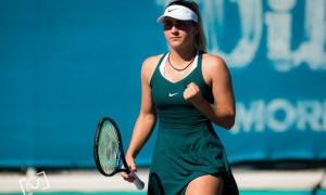 Костюк здолала Соррібес-Тормо та вийшла до півфіналу турніру в ОАЕ