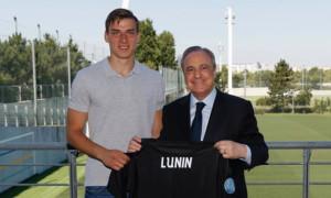 Лунін може стати другим голкіпером Реала