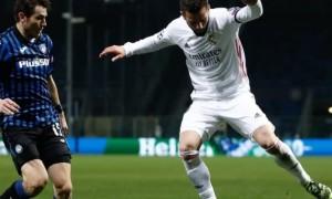 Аталанта з Маліновським поступилася Реалу у Лізі чемпіонів