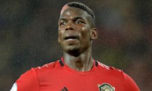 Невілл: Погба єдиний гравець світового рівня у Манчестер Юнайтед