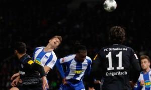 Герта не змогла обіграти Шальке у 20 турі Бундесліги