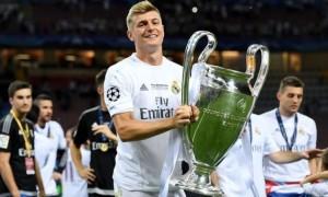 Кроос: Я хочу завершити кар'єру в Реалі