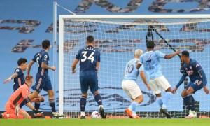 Манчестер Сіті без Зінченка здолав Арсенал у 5 турі АПЛ