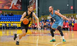 Київ-Баскет розгромив Дніпро на старті Кубку Прометея