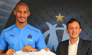 Арсенал віддав Салібу в оренду в Марсель
