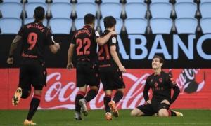 Реал Сосьєдад обіграв Сельту та очолив Ла-Лігу