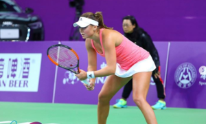 Козлова покинула Australian Open