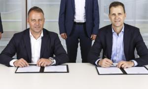 Флік підписав контракт зі збірною Німеччини