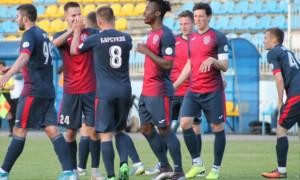 Смолевичі вдома переграли Іслоч у 17 турі чемпіонату Білорусі