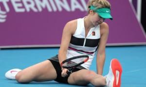 Світоліна програла Бенчич у півфіналі турніру в Дубаї
