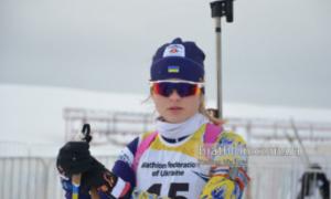 Бех виграла спринт на юніорському чемпіонаті Європи