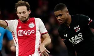 Аякс та АЗ можуть у Золотому матчі визначити чемпіона Нідерландів