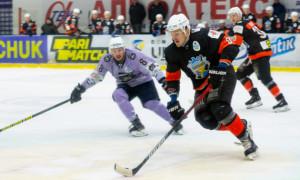 Кременчук розібрався із Крижаними Вовками у регулярному чемпіонаті