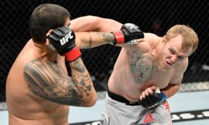 Співак залишився без бою на турнірі UFC 256