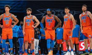 Команда Михайлюка показала найгірший результат в історії НБА
