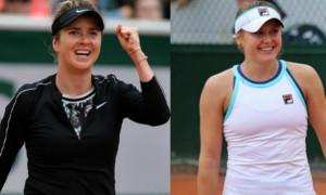 Козлова - Світоліна: онлайн-трансляція матчу Roland Garros