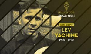 Яшин - найкращий воротар в історії за версією France Football