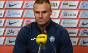Шевчук відмовився бути помічником Луческу у Динамо