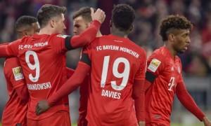 Баварія - Падерборн 3:2. Огляд матчу
