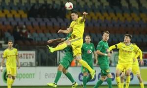 БАТЕ переграв Німан у 7 турі чемпіонату Білорусі