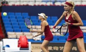 Сестри Кіченок не пробилися до чвертьфіналу парного турніру в Індіан-Веллсі