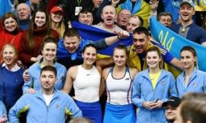 Збірна України дізналася суперника у плей-оф Кубка Федерації