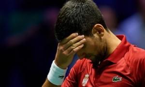 Джокович проявив неповагу до світу тенісу – аргентинський тенісист