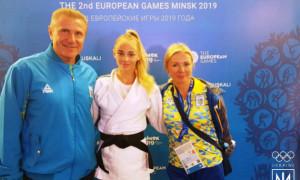 Білодід - чемпіонка Європейських ігор