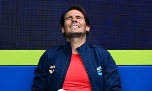 Надаль пропустить матч з Грецією на ATP Cup