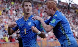 Збірна України встановила історичне досягнення на чемпіонаті світу U-20