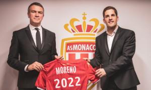 Монако звільнив Роберта Морено