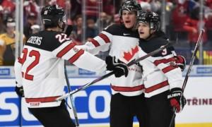 Збірна Канади вийшла до півфіналу чемпіонату світу U-20