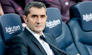 Барселона може звільнити Вальверде