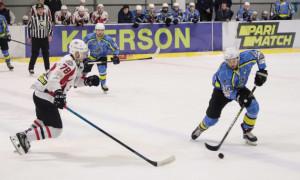 Дніпро розгромив Донбас у регулярному чемпіонаті