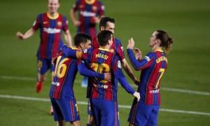 Барселона на класі переграла Хетафе у 31 турі Ла-Ліги