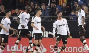 Валенсія зіграла внічию з Атлетіко у 24 турі Ла-Ліги