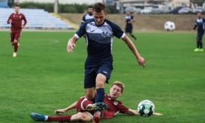 Ужгород розгромив Чайку у 17 турі Другої ліги