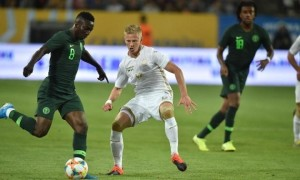 Україна - Нігерія 2:2. Огляд матчу