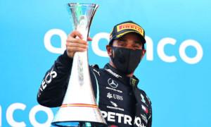 Гамільтон виграв Гран-прі Іспанії