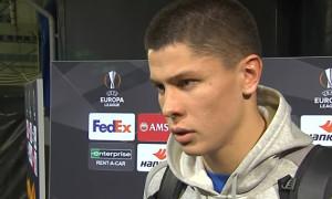 Попов здивований відношенням Динамо до Супряги та Булеци