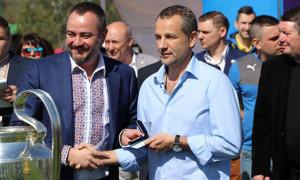 Президент українського клубу очолив Федерацію футболу Криму