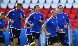 Північна Ірландія оголосила склад на товариський матч з Україною